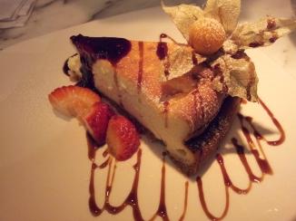 Sponge Cake Dessert