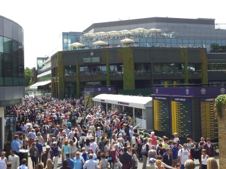 Wimbledon Tennis Grounds