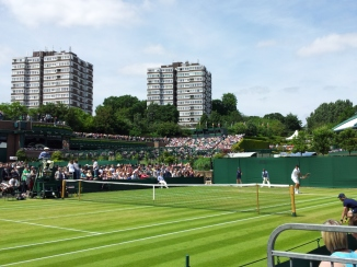 Wimbledon Tennis Court 16